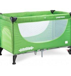 Caretero simplo, зеленый, доставка