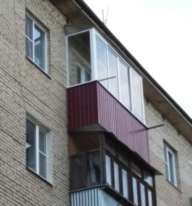 Пластиковые окна и балконы под ключ