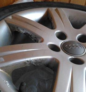 Комплект зимних колес Ауди А4