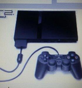 Приставка SONY PS2