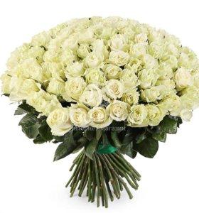 Цветы  по оптовой цене, доставка бесплатно