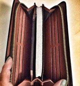 Клатч мужской, кошелёк, портмоне