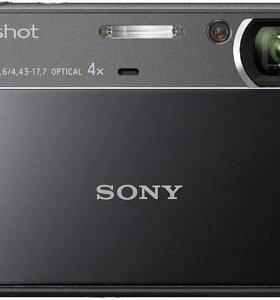 Sony Cyber-shot DSC-T110 сенсорный