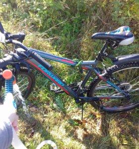 Продам срочно велосипед.
