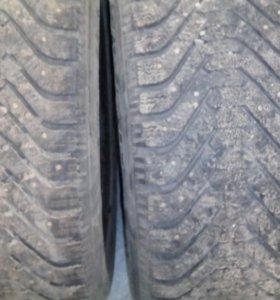 Зимние шипованные шины
