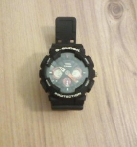 Casio GShock Protection