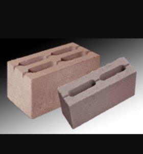 Блоки  полублоки в ассортименте