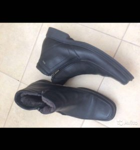 Мужские зимние ботинки, 45 размер