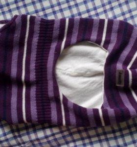 Новая шапка Amalfy 50 хлопковая
