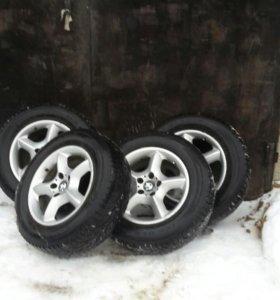 колеса бмв х5 е 53.