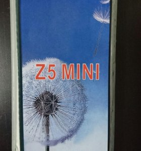 Силиконовый чехол на Sony xperia Z5 mini