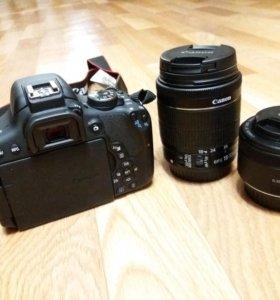 ПРОДАМ Canon EOS 750D