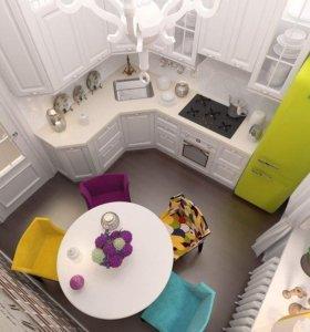 Дизайнер- корпусной мебели