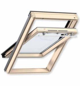 Окно мансардное Velux Optima standart 78x140