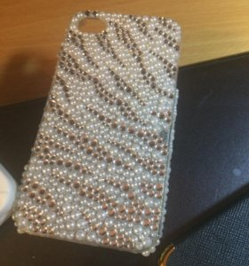 !Чехлы бамперы для Айфон 4 силикон и пластик