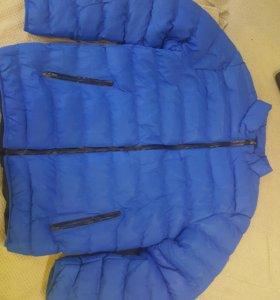 Куртка демисезон новая мужская в 46-48размер