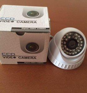 Камеры наружнего и внутреннего наблюдения