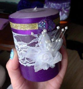 Свечи для семейного очага