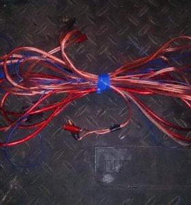Провода для сабба 4 метра