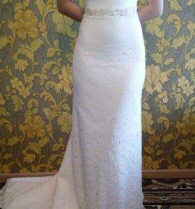 Свадебное платье !