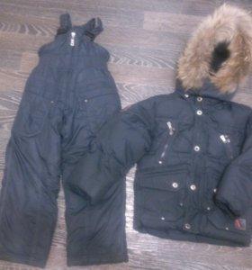 Куртка и штаны  104