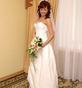 Платье свадебное от Оксаны Мухи