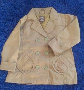 Куртка 110р-р👯👱👸
