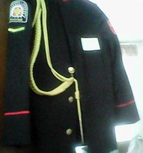 Продам кадетскую форму парадную