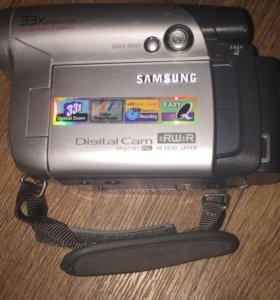 Видеокамера мини кассета