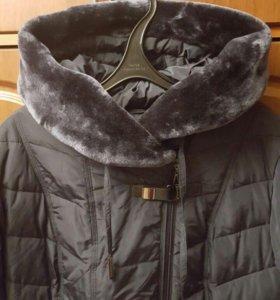 Пальто зимнее, Куртка