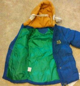 Новая Куртка на мальчика