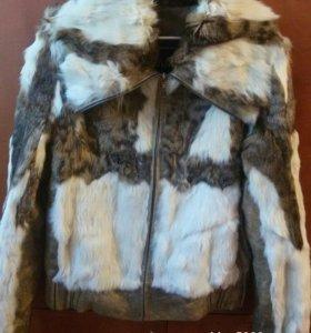 Куртка шубка мех
