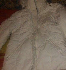 Продам куртку зимнюю!