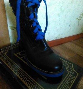 Ботинки 37-38 размер