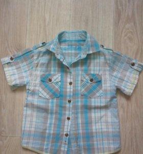 Рубашка Rebel 3-5 лет