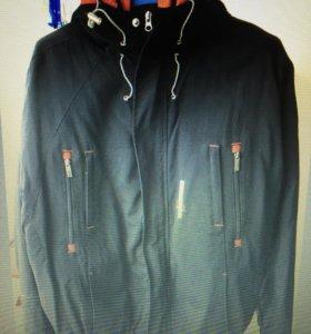 Куртка с подкладом