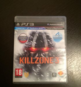 Игра  для PlayStation 3 Killzone 3