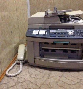 Факс+телефон+сканер+ принтэр