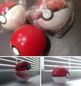 PoKeMoN - шкатулка! (pokeball)
