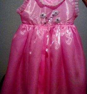 Платье до 2 лет