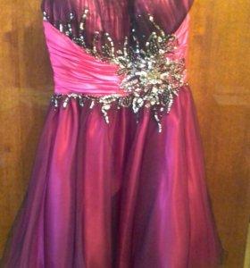 Платье праздничное р 44-46