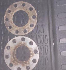 Проставки для колес на вмw X 1