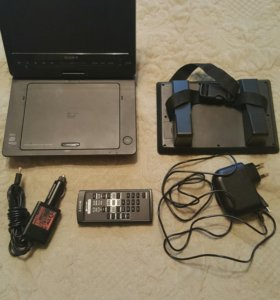 DVD плеер Sony DVP-FX930