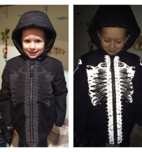 Новая куртка Molo р116