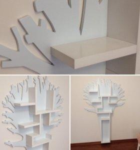 Изготавливаем Мебель, декор из дерева.