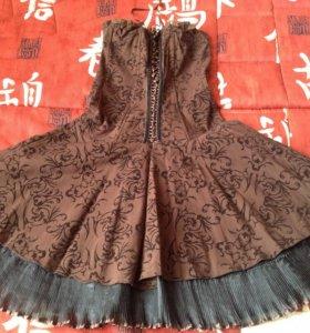 Платье женское корсетное р-р 40-42