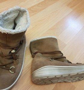 Эко ботинки