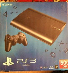 Sony PS3 отличный подарок