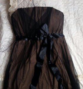 Новое платье с биркой 44-46