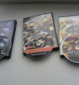 Игры на PlayStation 2.